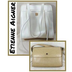 NWOT Etienne Aigner Handbag Bundle